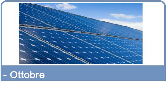 Corso di base per la progettazione e installazione di impianti fotovoltaici